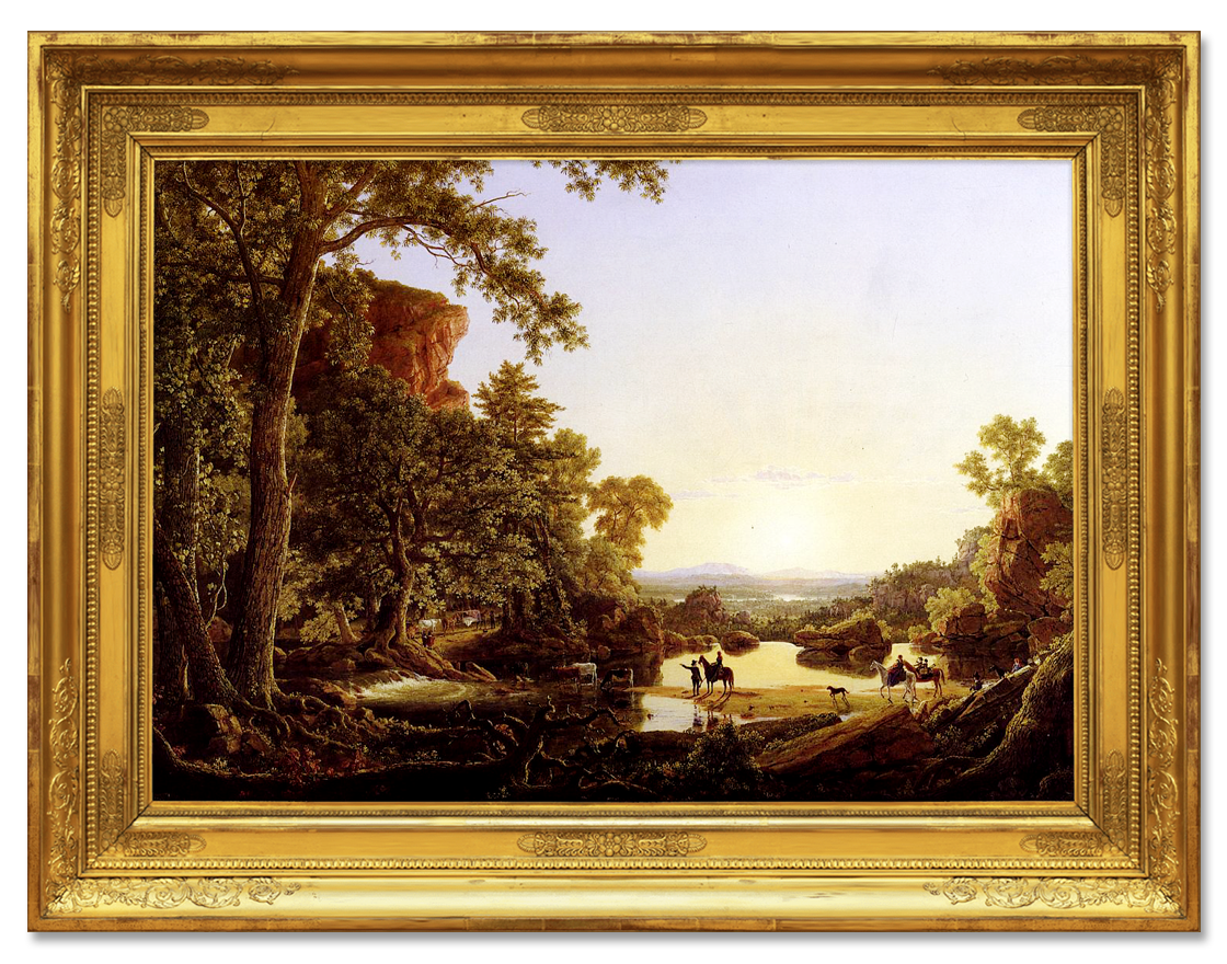 Frederic_Edwin_Church_Painting_1