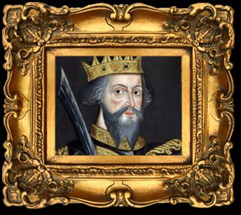 Framed-King-William